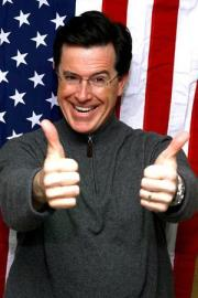 Stephen Colbert - photo by methodshop.com