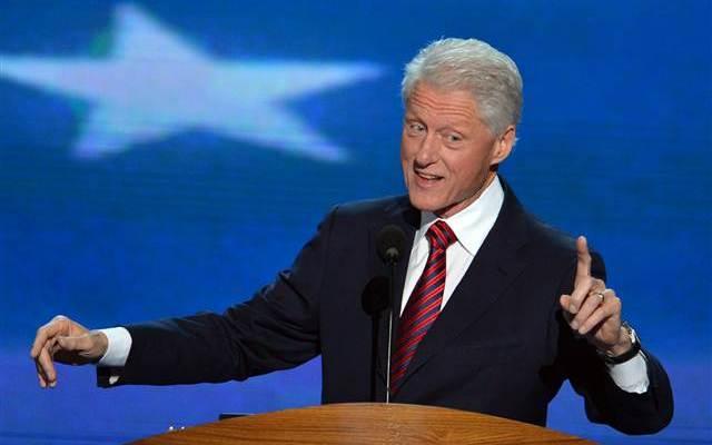 Clinton - DNC