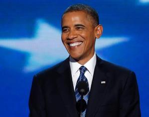 President Obama - DNC