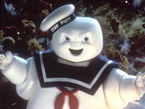 Ghostbusters - Stay Puft Marshmallow Man