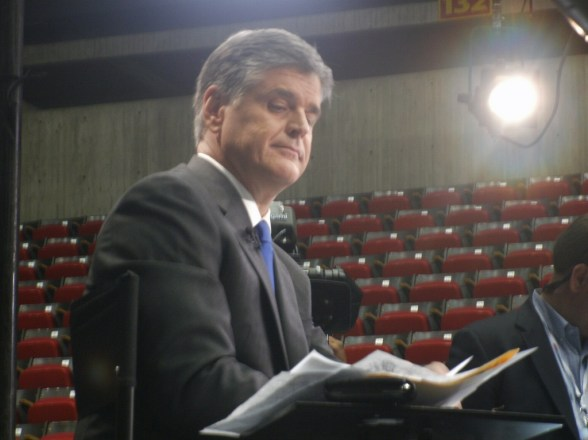 Sean Hannity - photo by Talk Radio News Service