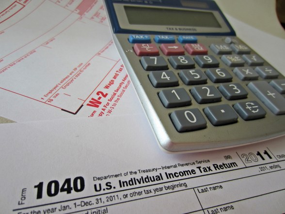 Tax Forms and Calculator - photo by 401(K) 2012