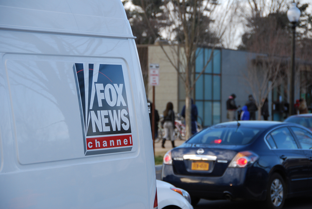 Fox News Channel - photo by Adam Fagen