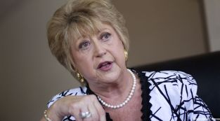 Sue Everhart - Georgia GOP Chair - photo by AP