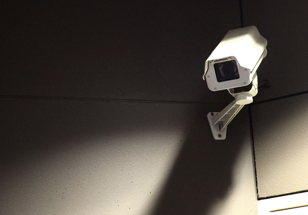 Surveillance - photo by lisainglasses