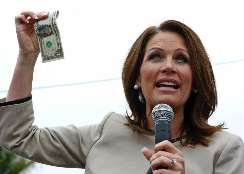Michele bachmann minimum wage