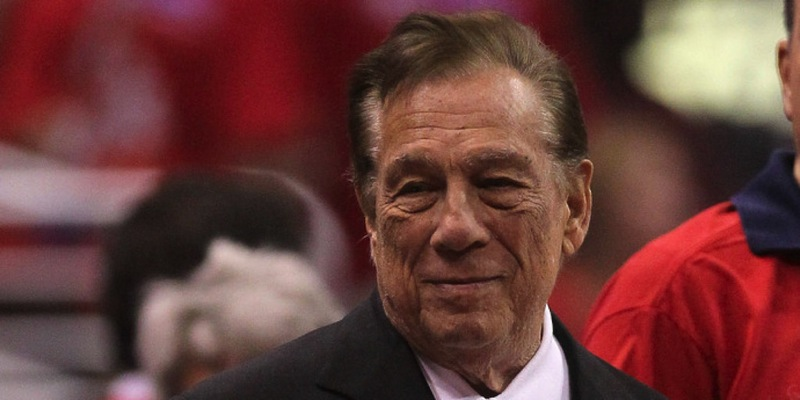 Donald sterling nba clippers
