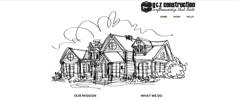g&z CONSTRUCTION