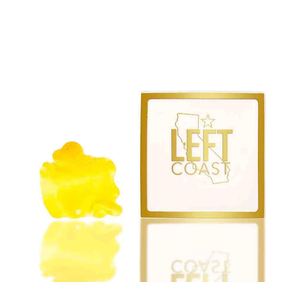 Left Coast Extracts | Left Coast Concentrates | SFV OG Shatter