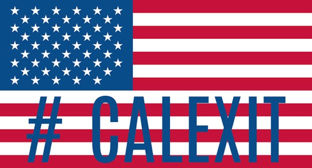 The 2016 Election, #Calexit and the Next Four Years on the Left Coast