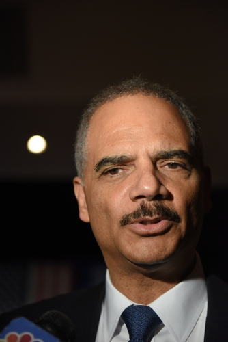 California Prepares to Battle Washington, the Hiring of Eric Holder by the California Legislature