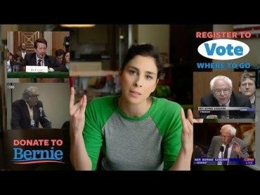 Sarah Silverman for Bernie Sanders