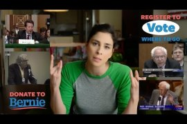Sarah Silverman for Bernie Sanders