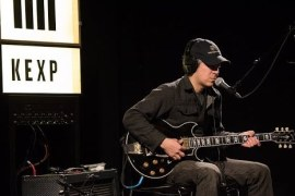 M. Ward on KEXP