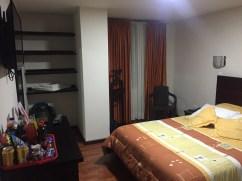 Hotel life in Ipiales