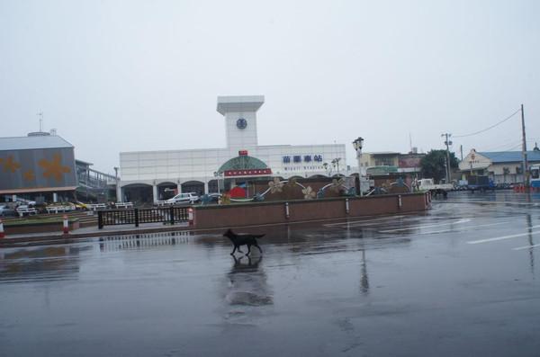 臺鉄/苗栗駅 (臺灣/苗栗市): トラベルとかナントカ【日本全市訪問】
