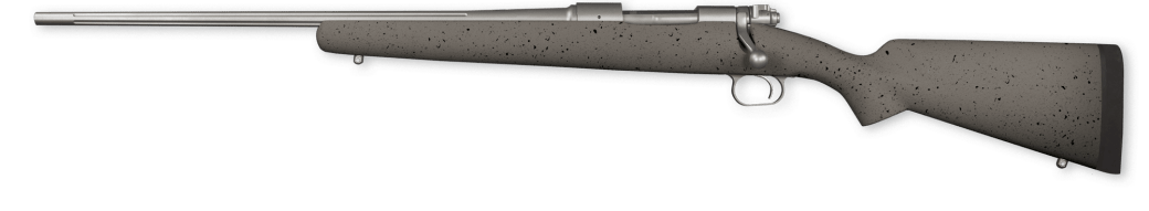 Montana XAR left handed rifle