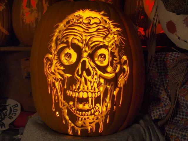 Halloween 2013 Intricate Awesome Jack OLantern Designs