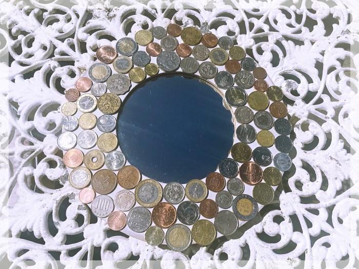 Coin Mirror 5