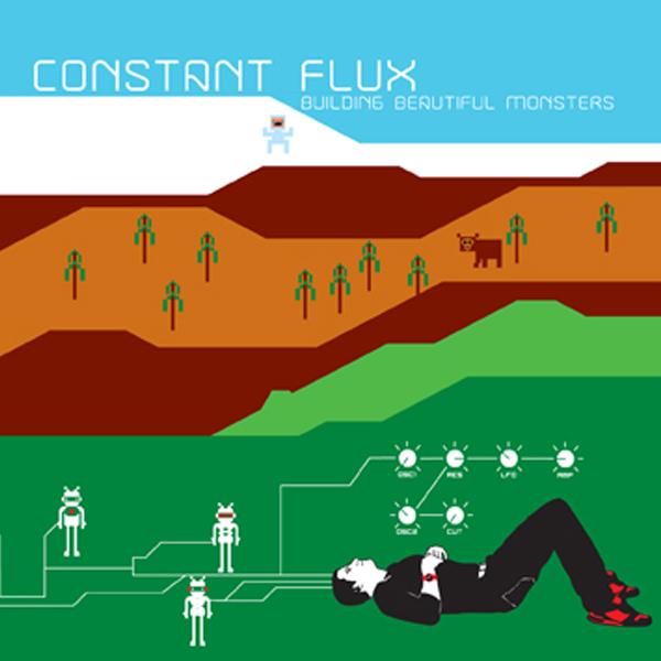 Constant Flux - Beautiful Monsters