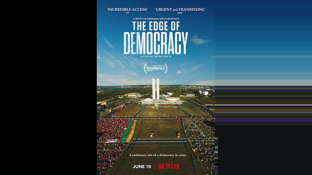 Nathália Urban Reviews - The Edge of Democracy - Ungagged!