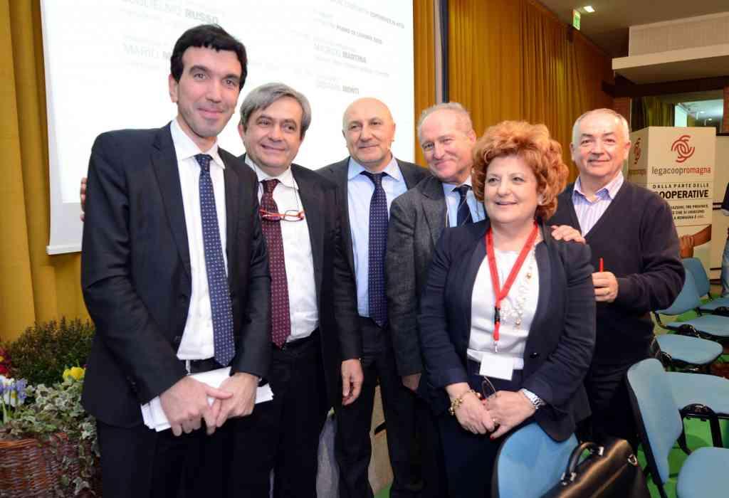 Assemblea annuale Legacoop Romagna1 22-02-16