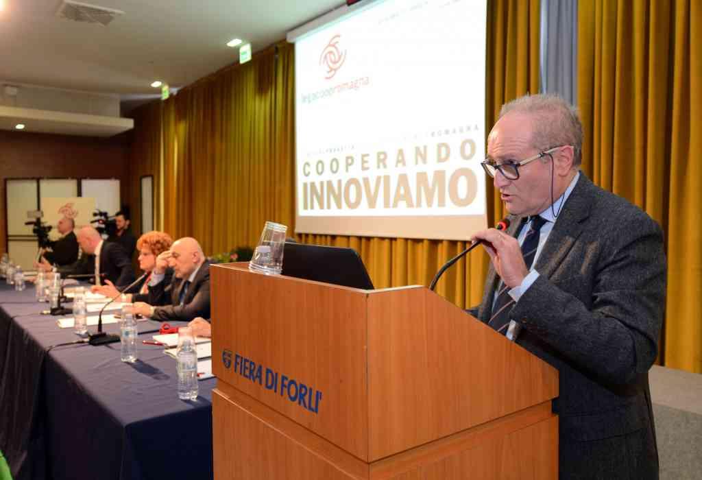 Assemblea annuale Legacoop Romagna2 22-02-16