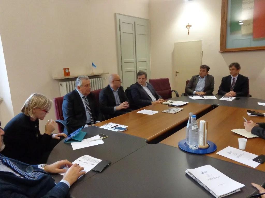 parlamentari ravenna-riforma Bcc
