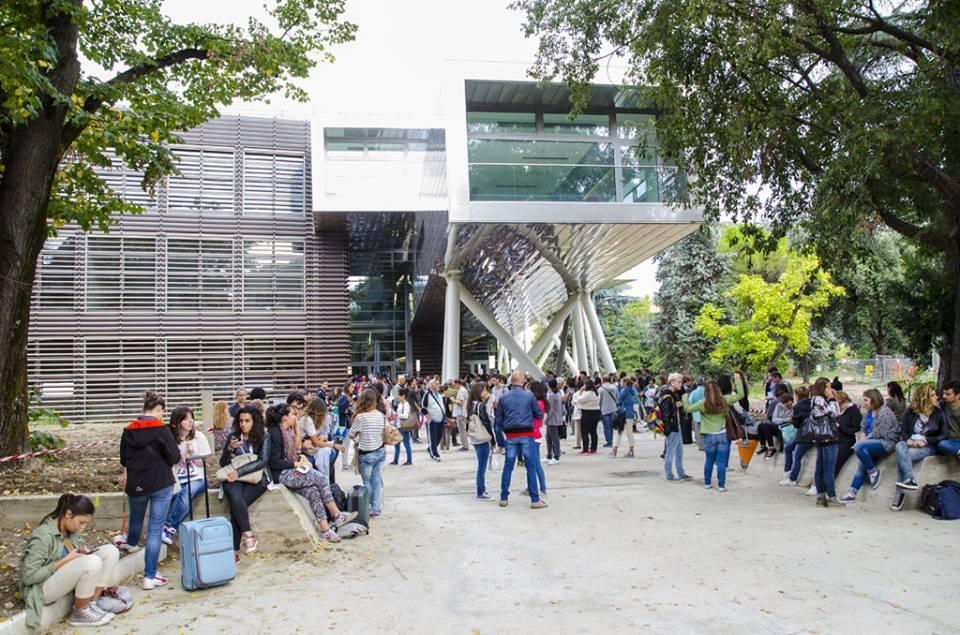 Il Campus di Forlì (foto da http://www.unibo.it/it/campus-forli/campus-di-forli)