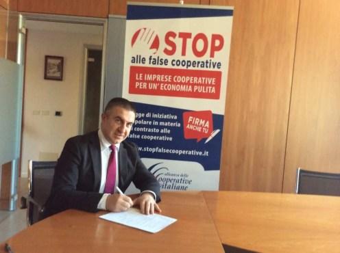 Il presidente di Romagna Acque, Tonino Bernabè.