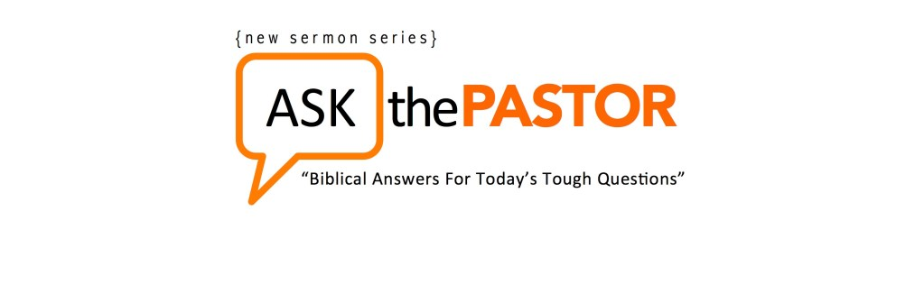 Ask the Pastor Series – Are There Limits to Forgiveness
