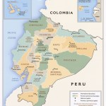 Ecuador Maps Perry Castaneda Map Collection Ut Library Online