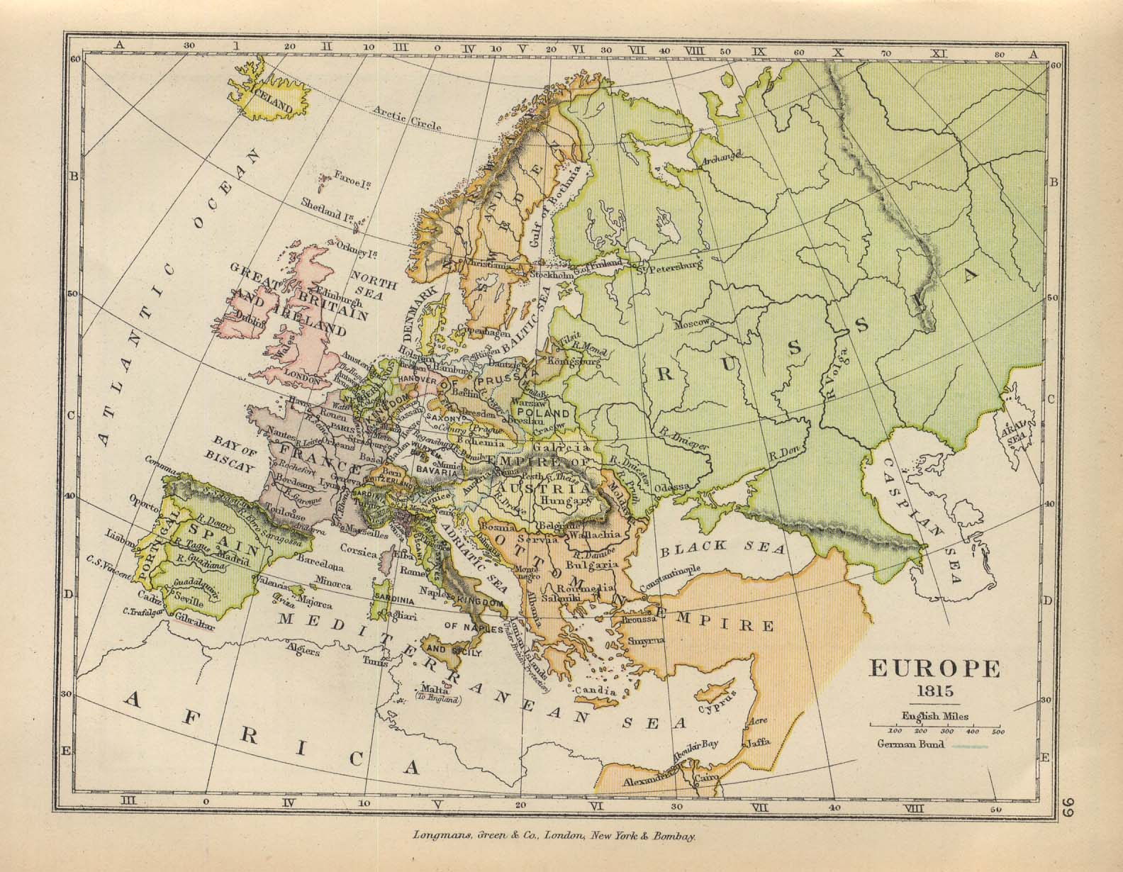 Europe Historical Maps   Perry Casta    eda Map Collection   UT Library     Europe Historical Maps   Perry Casta    eda Map Collection   UT Library Online