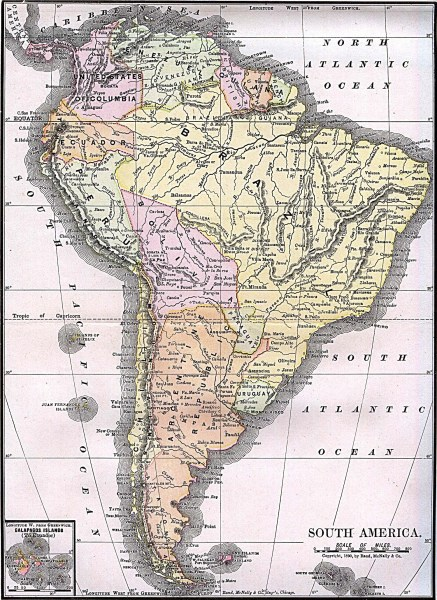 Another Maps [Get Maps on HD] » large detailed of paraguay with ...