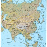 Asia Maps Perry Castaneda Map Collection Ut Library Online