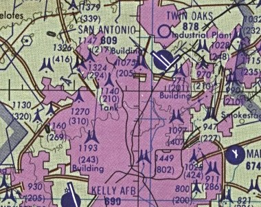 HD Decor Images » Texas City Maps   Perry Casta    eda Map Collection   UT Library Online     San Antonio  aeronautical
