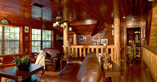 Satterwhite Log Homes Specialty Wood Products