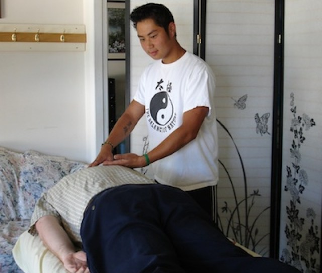 Tui Na Chinese Massage