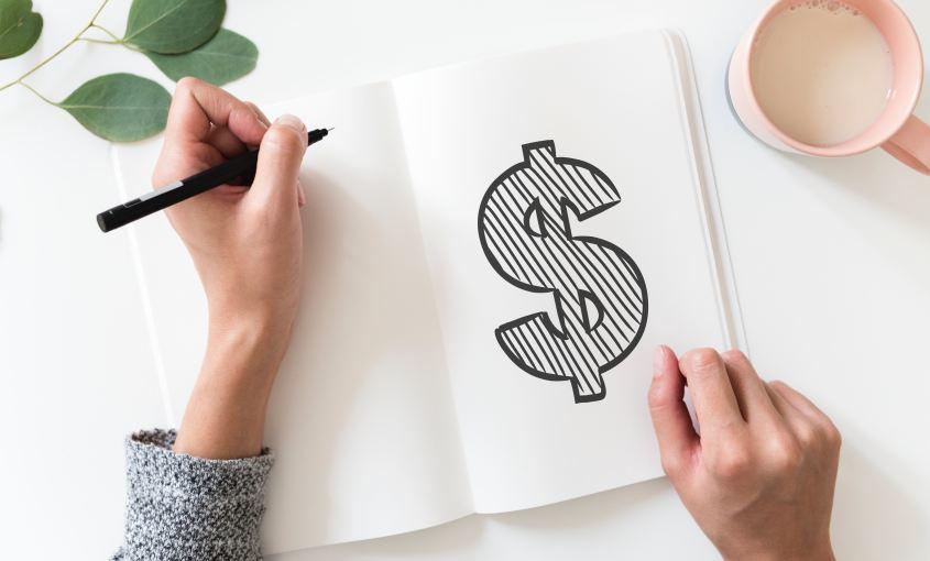 Budget, Notebook, Money