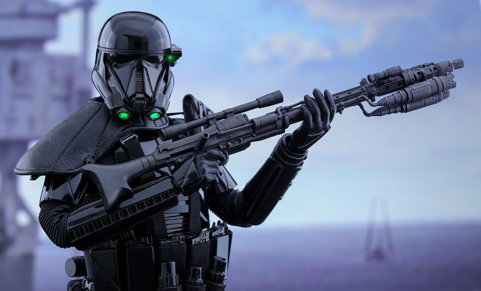 DICE Please Take Note Of This For The Death Troopers! I