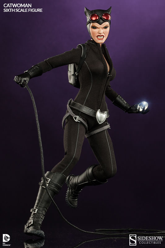 Catwoman Sixth Scale Figure By Sideshow