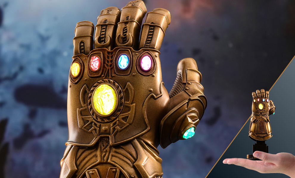 infinity gauntlet accessories collection series avengers infinity