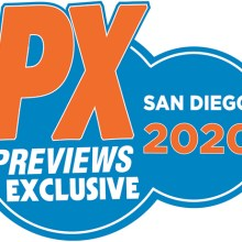 SDCC 2020 PX Exclusives