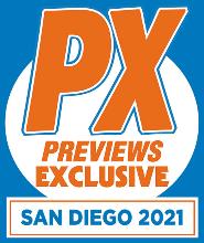SDCC 2021 PX Exclusives