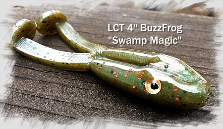 LCT 4.0 BuzzFrog Swamp Magic 450x260 copy
