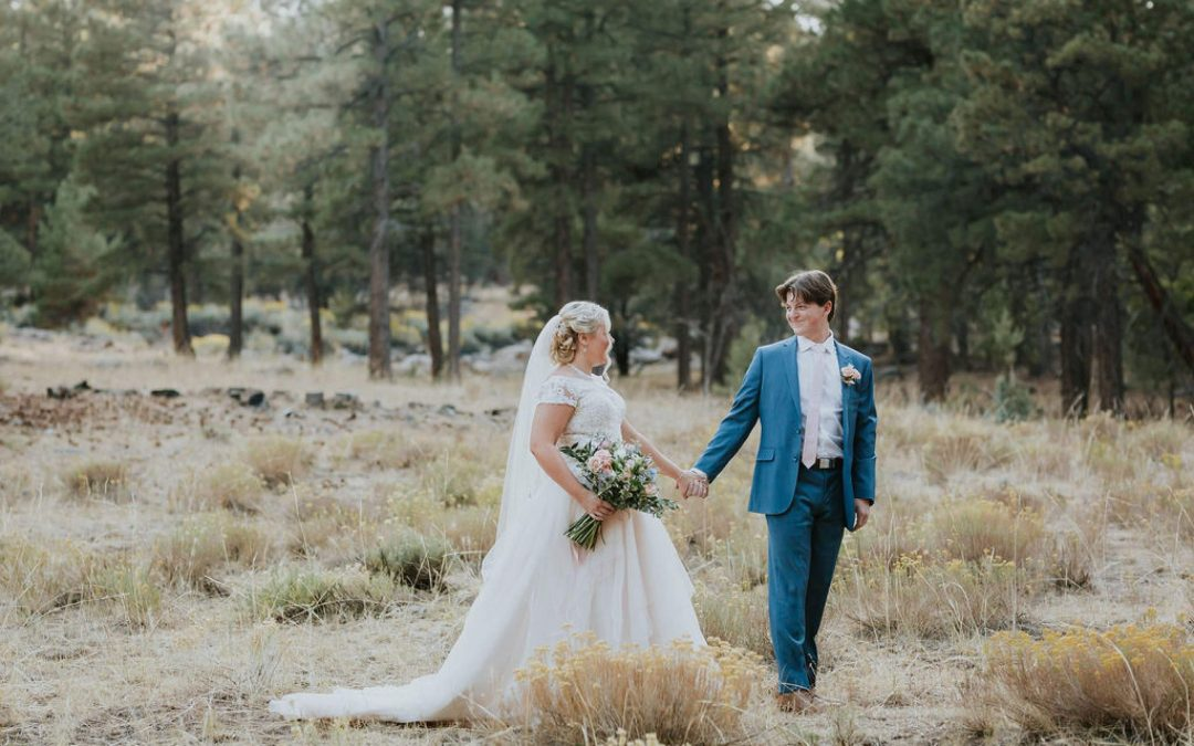 Backyard Wedding in St George Utah