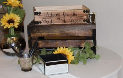 Advice for the Bride and Groom Gallery