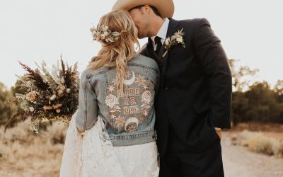 Beautiful Rustic Wedding in Southern Utah