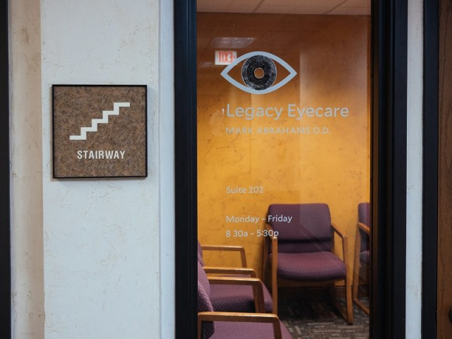 Legacy Eyecare Hours