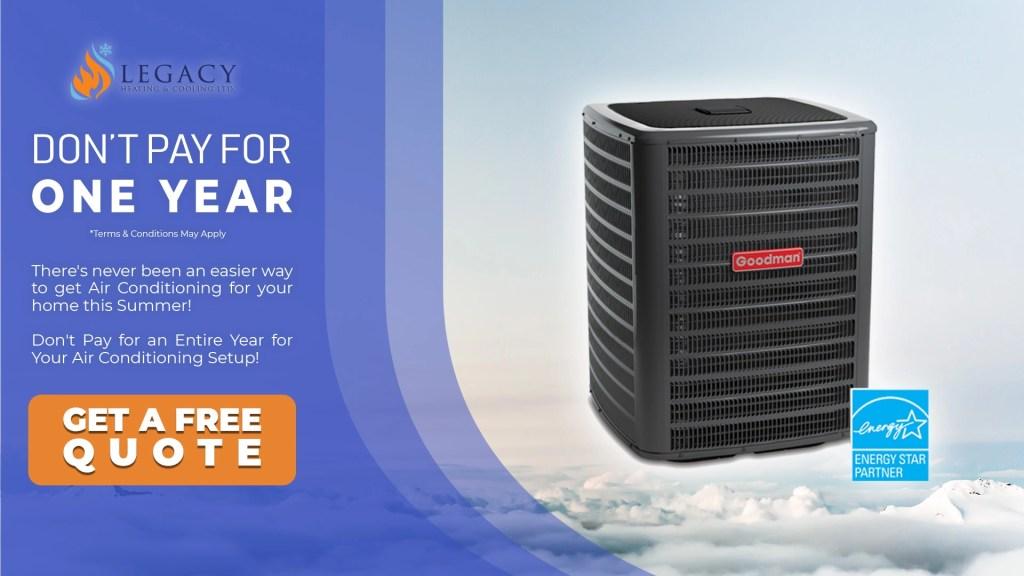 Edmonton Alberta Air Conditioning